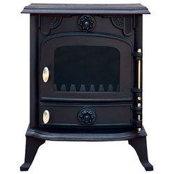 Apex Newbury Wood Burning Stove