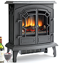 Broseley Lincoln Electric Stove _ electric-stoves