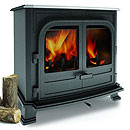 Broseley Snowdon 26 Wood Burning Boiler Stove _ back-boiler-stoves