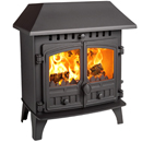 Hunter Stoves Herald 5 Slimline Multi Fuel Wood Burning Stove _ solid-fuel-stoves