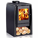 Amesti Nordic 450 Wood Burning Stove _ wood-stoves