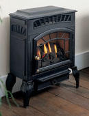 Burley Esteem 4221 Coal Flueless Gas Stove _ catalytic-flueless-gas-stoves