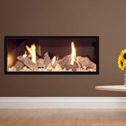 Apex Fires Liberty 6 Open Fronted Gas Fire