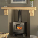 Bemodern Celia Solid Oak Fireplace Beam _ accessories-and-parts