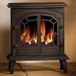 Broseley Lincoln Cast Iron Gas Stove
