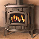 Broseley Winchester Cast Iron Gas Stove _ gas-stoves