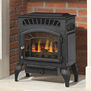 Burley Esteem 4231 Log Flueless Gas Stove _ catalytic-flueless-gas-stoves