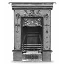 Carron Bella Small Cast Iron Combination _ cast-iron-surrounds