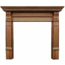 Carron Corbel 55 Solid Oak Surround _ solid-and-veneered-wood-surrounds