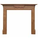 Carron Grand 54 Solid Oak Surround