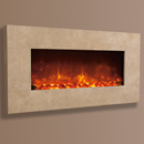 Celsi Electriflame XD Travertine Electric Fire