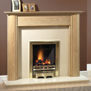 Delta Fireplaces Aludra 54 Surround