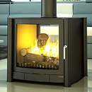 Firebelly FB2G Double Sided Gas Stove _ gas-stoves