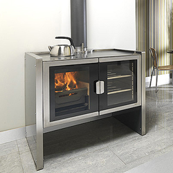 Firebelly Razen Wood Burning Cookstove