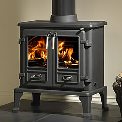 Gallery Firefox 8TD Multi Fuel Stove