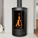 Oak Stoves Serenita Compact Balanced Flue Gas Stove _ balanced-flue-gas-stoves