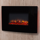 Apex Fires Havana II Black Wall Mounted Electric Fire _ hole-and-hang-on-the-wall-electric-fires