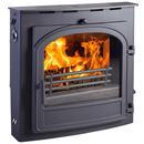 Hunter Stoves Telford 8 Inset Multi Fuel Wood Burning Stove